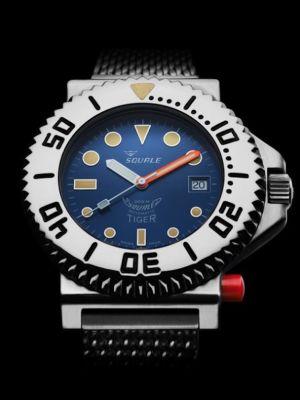 Squale Tiger NOS - Blue